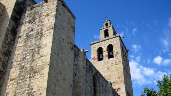 El Monestir ofereix visites guiades aquest dissabte per veure les campanes i el renovat rellotge