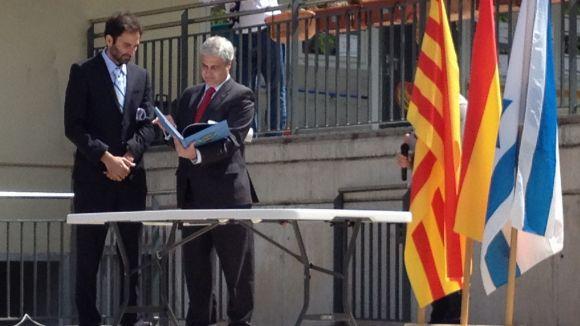La comunitat israeliana a Barcelona es dóna cita a Valldoreix