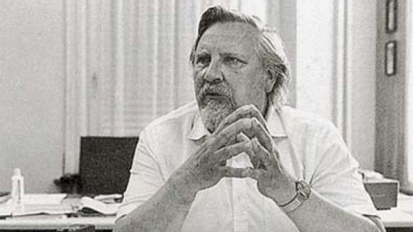 Häsler, en una foto del 'Junfrau Zeitung'