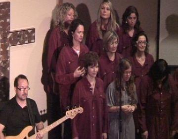 El Cor Gloria està format per una quarentena d'integrants