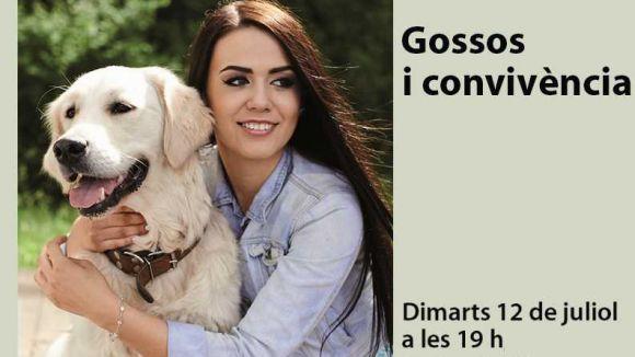 L'etòloga Marta Amat ofereix avui una xerrada sobre gossos i convivència al Casino de la Floresta