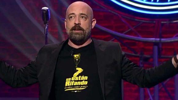 L'humor de Goyo Jiménez vol omplir de rialles el Teatre-Auditori aquesta nit amb 'Bytheway'