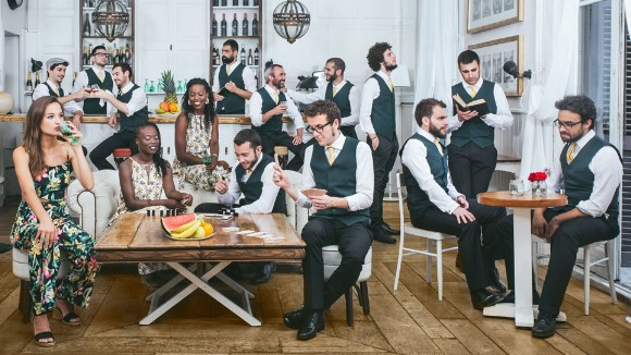 Concert: The Gramophone Allstars Big Band