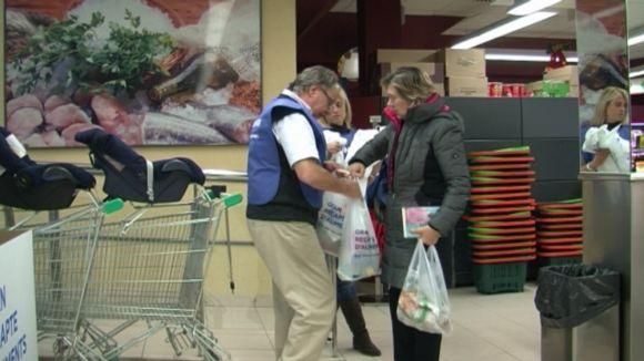 El Gran Recapte d'Aliments tindrà 18 punts de recollida a Sant Cugat