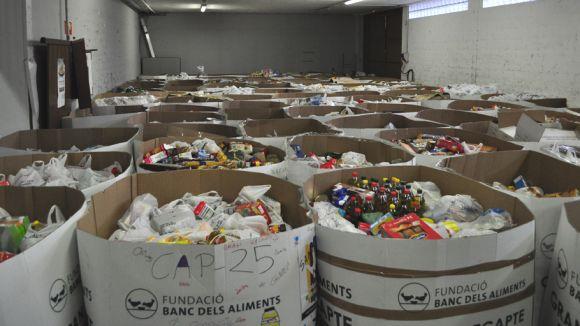 El Gran Recapte fa una crida per aconseguir voluntaris a Sant Cugat