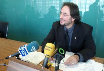 El regidor de Joventut, Raül Grangé, Botifler de l'Any 2011
