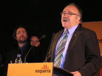 Freixes, president d'ERC: 'Carod continuarà tenint un paper important al partit, tot i no ser a les llistes'