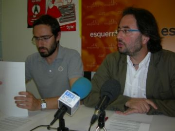 Grangé, a la dreta, en imatge d'arxiu