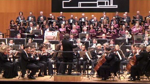 'Grans Cors d'Òpera' regala un concert extraordinari amb peces cèlebres del gènere operístic