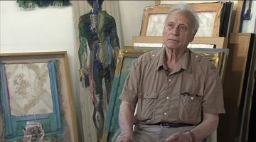 Mor Josep Grau-Garriga, l'artista santcugatenc més internacional