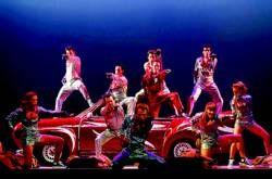Imatge del muntatge 'Grease, el musical de tu vida'
