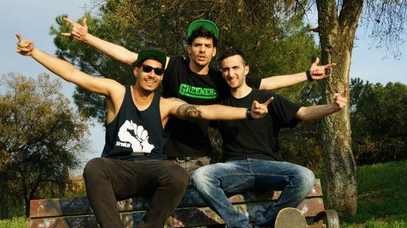 Greeners és un grup de hip hop de Sant Cugat