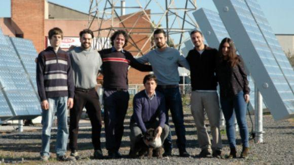 L'empresa Valldoreix Greenpower desenvolupa un dron de neteja