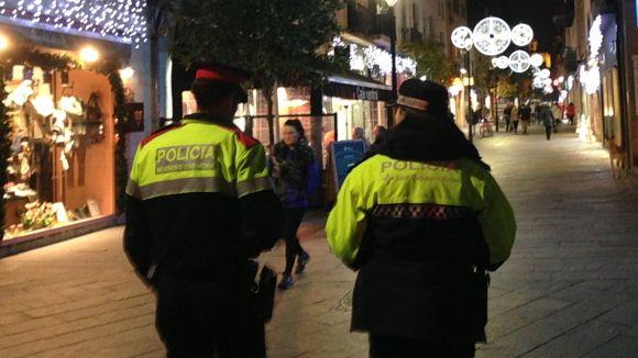 Activada l'Operació Grèvol per garantir la seguretat ciutadana durant la campanya de Nadal