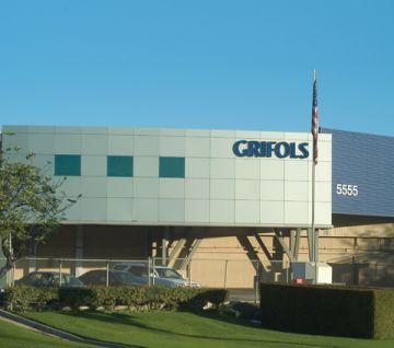 La facturació de Grifols creix un 10% el primer trimestre de l'any