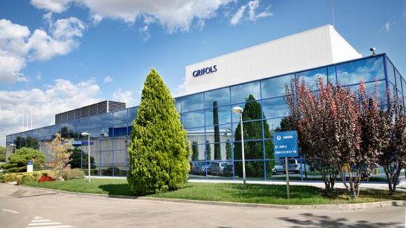 Les vendes de Grifols creixen un 46% el 2012