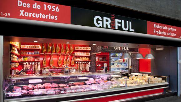 Les Xarcuteries Feliu Griful ofereixen productes selectes