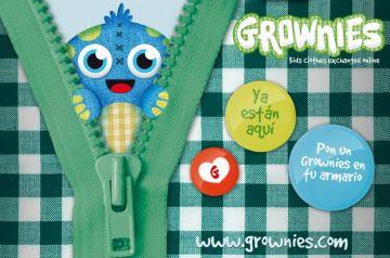 Grownies està operatiu des de fa un mes / Font: Grownies.com