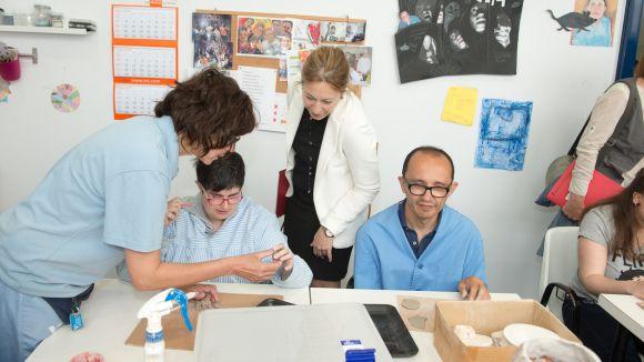 El Grup Catalonia s'associa a Sant Cugat Empresarial per millorar la seva presència