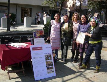 El Grup de Dones Immigrants reivindica millores laborals per a les treballadores del servei domèstic