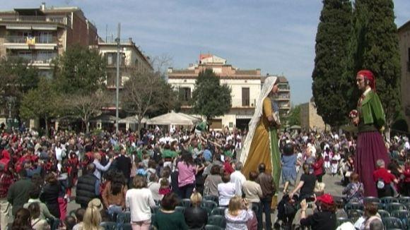 La ciutat se suma al Dia Internacional de la Dansa amb diverses activitats