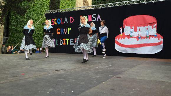Les dues dècades del Grup Mediterrània marquen la mostra de final de curs