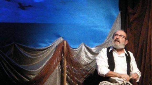 Teatre Espiral tanca la programació continuada amb dos monòlegs de Ricard Creus