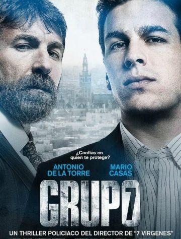 L'espanyola 'Grupo 7', principal estrena a les cartelleres per Setmana Santa