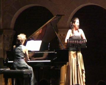 El Curs Internacional de Cant distingeix Mar Jordana com a alumna més destacada