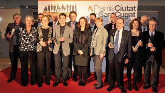 Ja es coneixen els 15 finalistes als Premis Ciutat de Sant Cugat