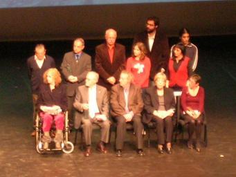 Antoni Aguilera, Glòria Rognoni, La Lira, les escoles bressol i Ràdio Sant Cugat, guanyadors dels Premis Ciutat de Sant Cugat 2007
