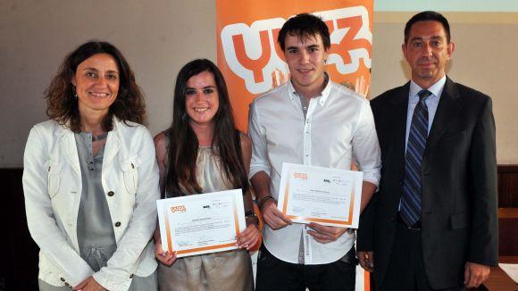 El concurs Yuzz premia un projecte d'organització d'esdeveniments 'on-line'