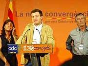 L'eurodiputat Guardans mostra el seu suport a Recoder per renovar la direcció de CDC