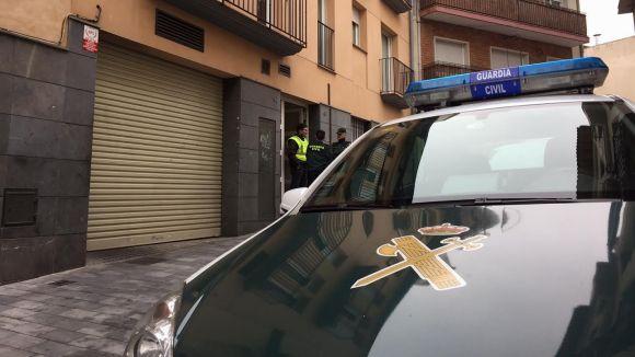 La Guàrdia Civil escorcolla un pis del director de la Fira de Barcelona a Sant Cugat en l'operació Pika