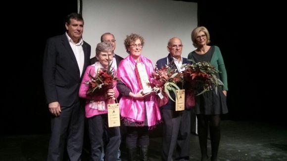La infermera Lourdes Majem guanya el Premi Vila de Valldoreix