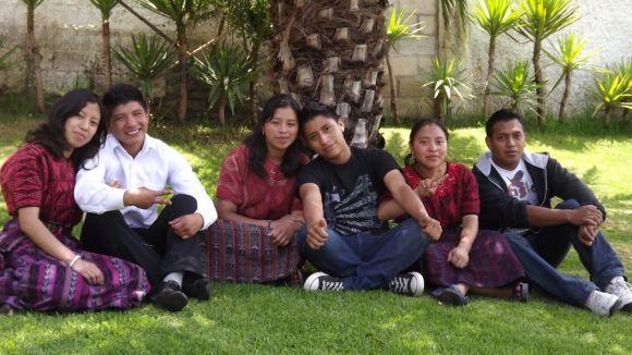 Sant Cugat ha ajudat a crear consells de joves a Guatemala