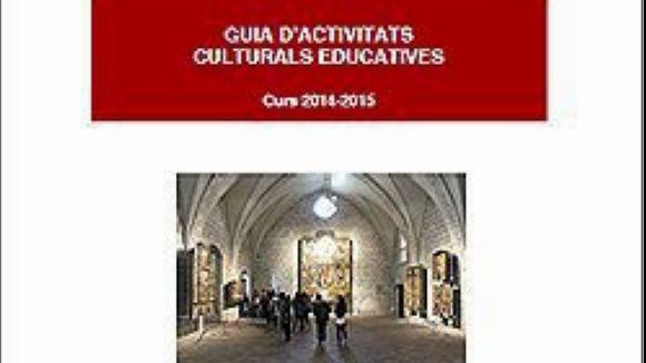 Una guia recull les activitats educatives de l'ANC i el CRBMC