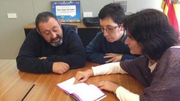La diagnosi de la situació de les persones discapacitades posa deures a Sant Cugat