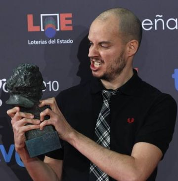 El valldoreixenc Guille Milkyway guanya el Goya a la millor cançó