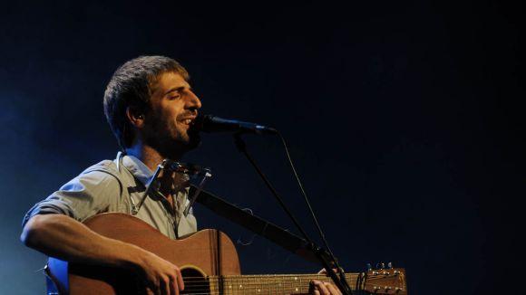 Guillem Gisbert, cantant de Manel, protagonista del 'Molta Comèdia' d'aquest dijous