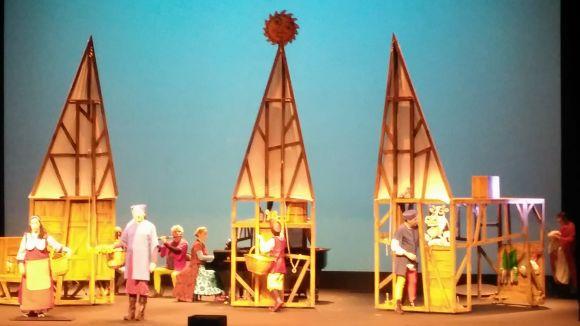 L'òpera 'Guillem Tell' torna al Teatre-Auditori per acostar el gènere als infants