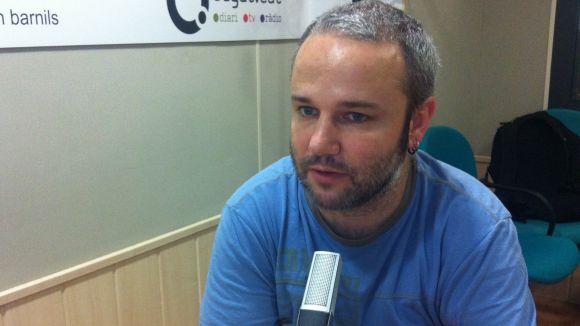 La CUP demana la dimissió de  Xavier Martorell