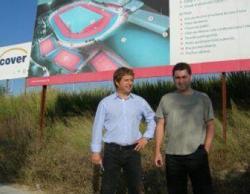 El PSC acusa l'equip de govern de desinformar en el projecte de les pistes d'atletisme