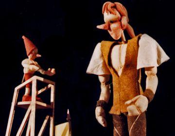 Un Gúlliver de titella viatja fins al Teatre-Auditori