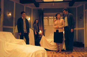 'L'habitació de Verònica' atrapa l'atenció del Teatre-Auditori