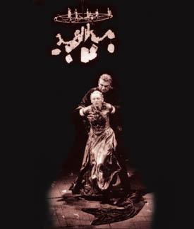 Una escena de 'Hamlet' que només es veurà a Barcelona i Sant Cugat.
