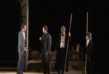 Julio Manrique: 'Hamlet és una joguina teatral amb la qual veure's un mateix'