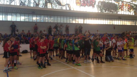 530 nens i nenes de 46 equips van participar a l'anterior edició