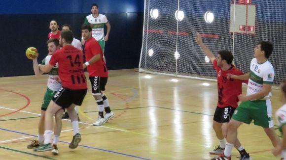 Les semifinals de la Copa Catalana Gonzalo Usero s'han disputat a Barberà del Vallès