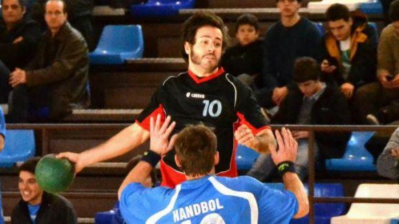 L'Handbol Sant Cugat rep el Sant Vicenç en el segon matx de pretemporada